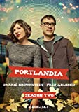 Portlandia: Season 2 [DVD] [2011] [Region 1] [US Import] [NTSC]