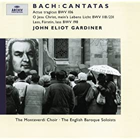 "J.S. Bach: Cantata, BWV 198 ""La� F�rstin, la� noch einen Strahl"" - 7. Coro: An dir, du F�rbild gro�er Frauen"