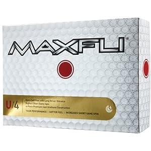 Maxfli U 4 (One Dozen) by Maxfli U/4