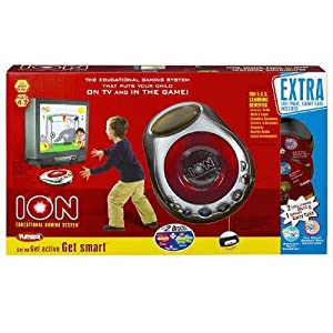 Ion Educational Gaming On TV System With Extra Software, Carry Case