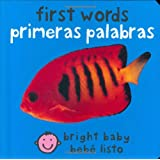 Bilingual Bright Baby First Words