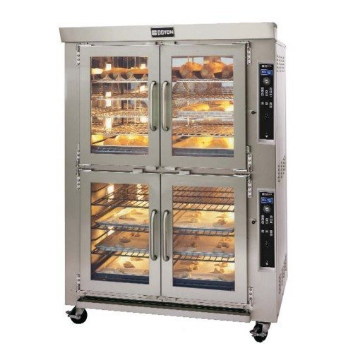 Liquid Propane And 240V Doyon Ja20G Jet Air Double Deck Gas Convection Oven ? 170,000 Btu