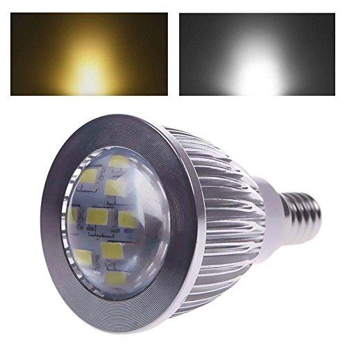 E14 12 Led 5630 Smd 5W Spot Light Bulb Warm White Lamp 220V F2Home Useful