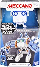 Comprar Meccano Tech Micronoid - programmable toys (Batería, Azul, Gris, Naranja, Color blanco, Caja)