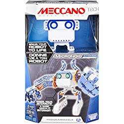 Meccano MicroNoid - Blue Basher