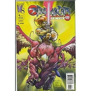 Thundercats Comics Online on Thundercats Hammerhand S Revenge  4b Variant Cover  Comic