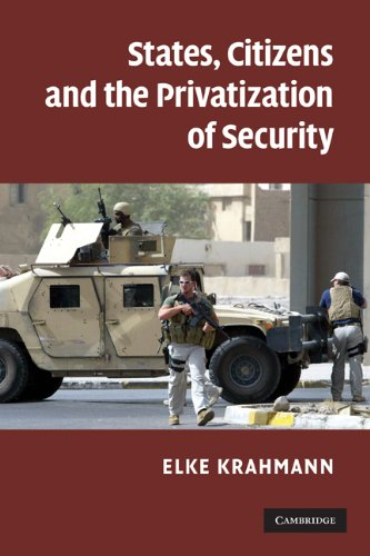 States, Citizens and the Privatisation of Security