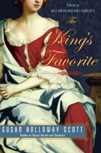 Image of The King's Favorite: A Novel of Nell Gwyn and King Charles II