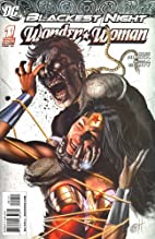 Blackest Night: Wonder Woman #1 by Greg…