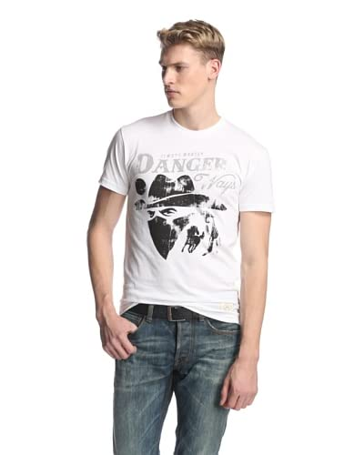 Kinetix Men's Danger Ways Tee Shirt