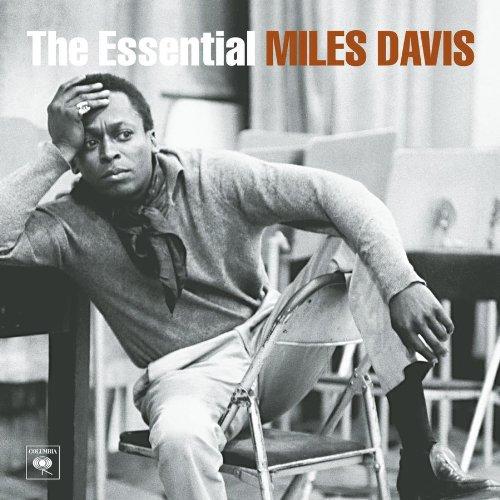 The Essential Miles Davis artwork