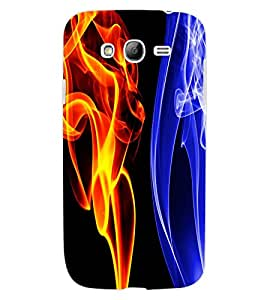 ColourCraft Abstract Image Design Back Case Cover for SAMSUNG GALAXY GRAND Z I9082Z