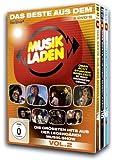 Das Beste aus dem Musikladen - Volume 2 [3 DVDs]