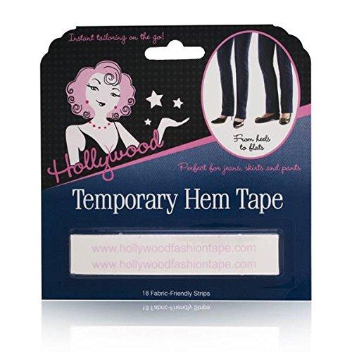 Temporary hem