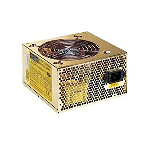 TEC 500W Low Noise Big Fan power supply: Amazon.co.uk: Computers ...
