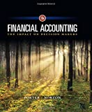 img - for Financial Accounting: The Impact on Decision Makers by Gary A. Porter (2016-01-01) book / textbook / text book