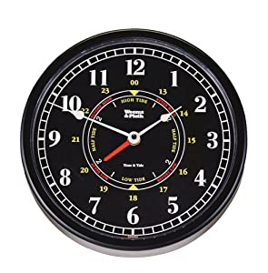 Weems & Plath Trident Time and Tide Clock by Weems & Plath