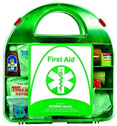 First Aid Kit | Portable First Aid Kit (Filled)