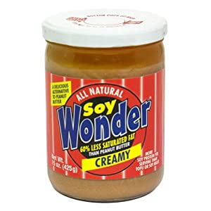 Soy Wonder, Soy Butter Creamy, 16-Ounce (6 Pack)