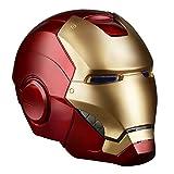 ハズブロ レプリカ マーベル・コミック レジェンド アイアンマン ヘルメット 高さ約30センチ プラスチック製 塗装済み完成品レプリカ