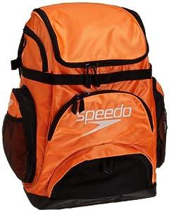 Speedo Performance Pro Backpack, Neon Orange