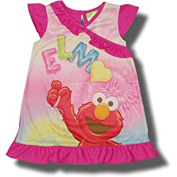 "Elmo ""Colorful Balloons"" Nightgown for Toddler Girls"