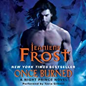 Once Burned: A Night Prince Novel, Book 1 | [Jeaniene Frost]