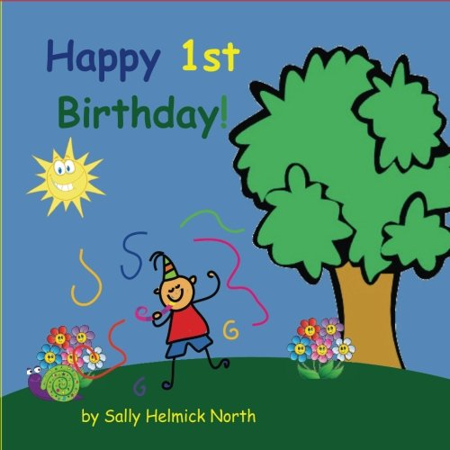 Happy First Birthday!  (boy version) (Sneaky Snail Stories) (Birthday Gifts 1 Year Old Boy compare prices)