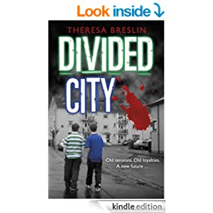 Theresa Breslin - Divided City - Reviews