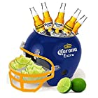 Corona Extra Full Size Snack Football Helmet