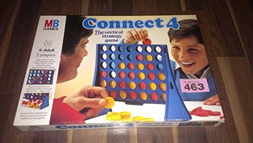 connect-4-by-mb-games-vintage-1984