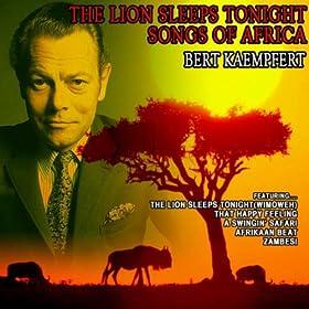 Bert Kaempfert: The Lion Sleeps Tonight, Songs of Africa
