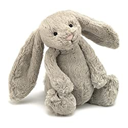 [Best price] Stuffed Animals & Plush - Bashful Medium Beige Bunny 12