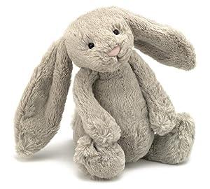Bashful Medium Beige Bunny 12