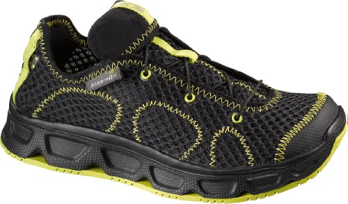 Salomon RX Travel K, BLACK/BLACK/SPROUT GREEN, 13C