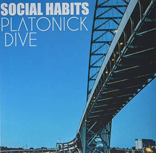 Vinilo : Platonik Dive - Social Habits (Italy - Import)