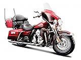 マイスト Maisto 1/12 ハーレー ダビッドソンHarley Davidson 2013 FLHTK Electra Glide オートバイ Motorcycle バイク Bike Model 32323 エレクトラグライド レッド [...