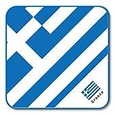 世界の国旗 ハンドミニタオル O(ギリシャ)