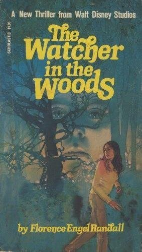 The Watcher in the Woods, by Florence Engel Randall