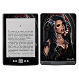 Diabloskinz Vinyl Adhesive Skin Decal Sticker for Amazon Kindle - Vampire Blood