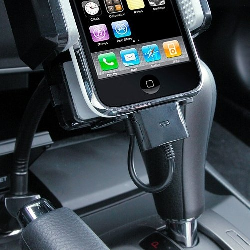 LCD Screen Display,New FM Transmitter/Car charger/Holder/Car Mount For all iPhones