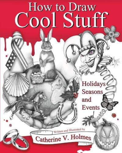 How to Draw Cool Stuff: Holidays, Seasons and Events (Drawing How To Draw compare prices)