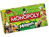 Monopoly the Muppets Board Game