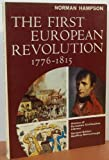 The First European Revolution, 1776-1815 (0155273957) by Hampson, Norman