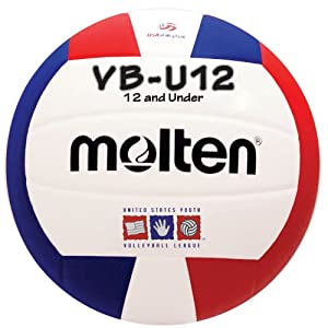 Buy Molten VBU12 Youth Volleyball, Lightweight by Molten