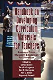 img - for Handbook on Developing Curriculum Materials for Teachers: Lessons From Museum Education Partnerships book / textbook / text book