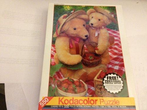 Kodacolor 550 Piece Puzzle