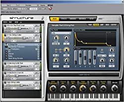 Digidesign Structure LE Sampler Virtual Instrument from Digidesign