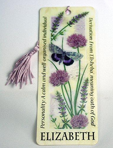 history-heraldry-elizabeth-liz-bookmark-reading-personalized-placemarker-001890147-hh