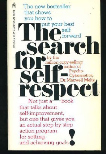 Search for Self Respect